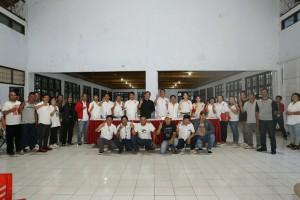 Mantapkan R3D di Minahasa, Kandouw Pimpin Konsolidasi Bersama Gerindra