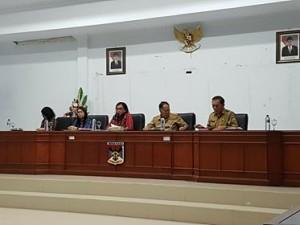 BPK ,  Laporan Keuangan Pemkab Minahasa