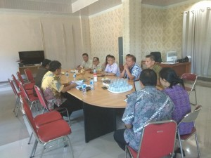 Komisi II DPRD Tomohon Bahas Peranan Pemerintah dan Kontribusi di BUMD
