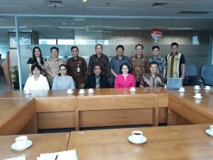 Kunjungan Pansus ke Biro Hukum Provinsi DKI Jakarta