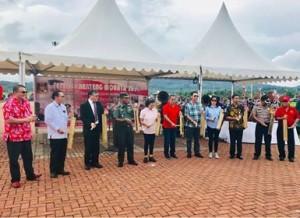 Pesona Minahasa Tahun 2018,Festival Benteng Moraya
