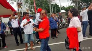 Pesona Minahasa Tahun 2018, Festival Benteng Moraya 2018, wisata minahasa 2018