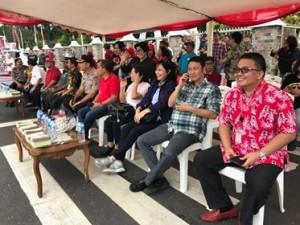 Bupati JWS Canangkan Event Pesona Minahasa Tahun 2018