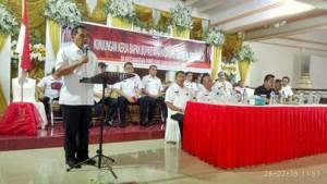 Bupati Minahasa 'Berpamitan' Kepada Masyarakat Kecamatan Mandolang dan Pineleng