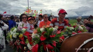 Festival Benteng Moraya 2018,  Tahun Pesona Wisata Minahasa 2018