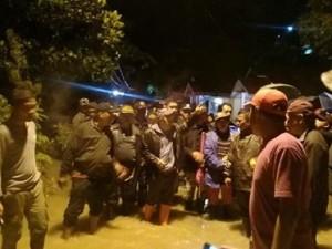 Banjir Tombatu, bencana Minahasa Tenggara