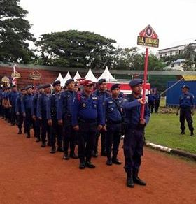 HUT ke-99 Damkar Indonesia,  Jambore Nasional Damkar , Damkar minahasa