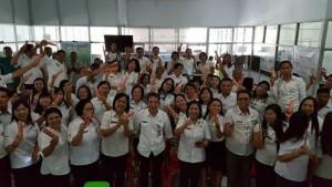Dinas Pertanian Minahasa Tenggara Rutin Bahas Program Kerja 2018