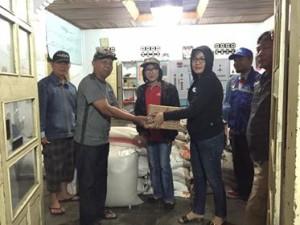 Banjir Tombatu, Dinas Sosial Mitra,  Fenggi Wurangian SE,