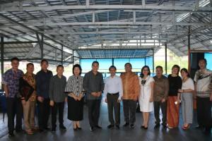 Wali Kota Tomohon bersama jajaran dan Dube LBBP Indonesia untuk Rusia-Belarus
