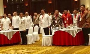 Olly Hadiri Rakor Gubernur se-Indonesia