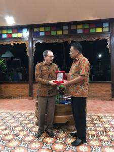 Duta Besar Prancis untuk Indonesia Jean-Charles Berthonnet