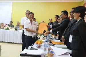 Pilkada Mitra 2018,  JS-Oke, James Sumendap SH ,Drs Jesaya Jocke Legi