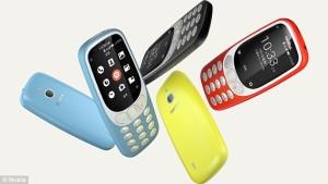 Nokia 3310, nokia, Nokia 3310 4G LTE