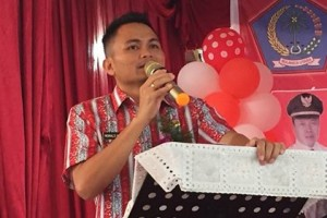 Plt Bupati Minahasa Tenggara, Ronald Kandoli,Pilkada Mitra 2018