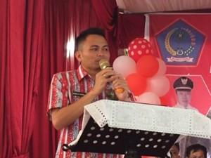 Plt Bupati Mitra, Ronald Kandoli , kampanye pilih kotak kosong