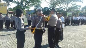 Polres Minahasa Gelar Pasukan Pengawasan Pekat Samrat 2018