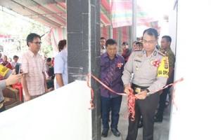 Kapolres Minahasa Selatan, AKBP FX Winardi Prabowo, James Sumendap SH,
