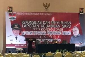 Laporan Keuangan SKPD ,Konsolidasi LKPD, BKD Kabupaten Mitra