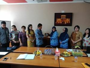 Kunker Komisi III DPRD Tomohon di Kota Cimahi