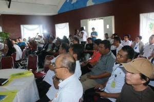 Peserta Dialog menjelang dua  tahun kepemimpinan JFE-SAS