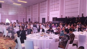 Suasana kegiatan Indonesia-Australia Forum Digital