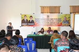 Sekretaris Kota Ir Harold V Lolowang saat menghadiri kegiatan