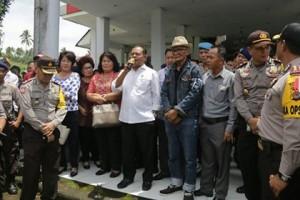 Forum Masyarakat Mitra Bersatu, DPRD mitra, Ronald Kandoli,