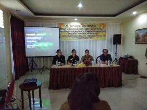 Forum RKPD Lintas Perangkat Daerah di Aula Tulip Inn