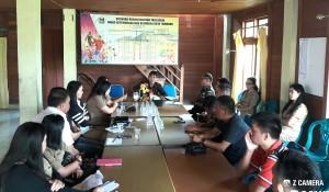 Tim Seleksi dan Pelatihan Calon Paskibraka Tomohon 2018 Terbentuk