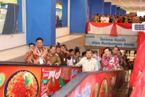 Resmikan Gerai PMI di Mantos, Wapres JK Apresiasi Kinerja PMI Sulut Dibawah Pimpinan Steven Kandouw