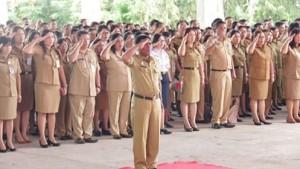 BKPSDM Mitra Usulkan Penaikan Pangkat 300 ASN ke BKN