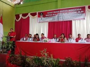 Langowan Raya, Drs Jantje W Sajow M.Si,