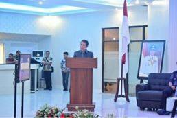 Dubes RI Untuk Filipina , Kepulauan Marshall ,Dr Sinyo Harry Sarundajang,