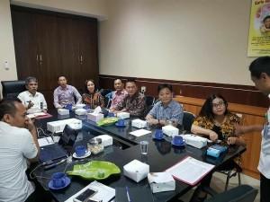 DPRD Tomohon dipimpin Ir Miky JL Wenur Konsultasi di Dirjen Dukcapil