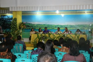 Ibadah bersama Rayon Tomohon sambut pemilihan BIPRA dan BPMS GNMIM