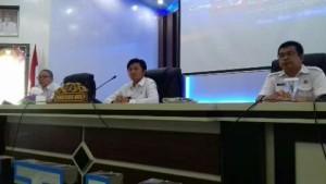 Musrenbang Kelurahan, Dr Audy Pangemanan
