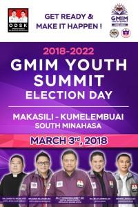 Bakal Dihadiri 1.200 Peserta, Pemuda GMIM Wilayah Kumelembuai Siap Laksanakan Pemilihan KPSG 2018