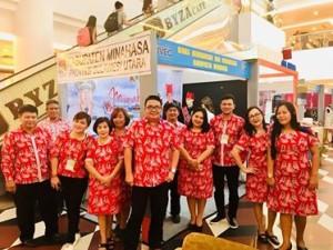 Batam IVEC EXPO 2018, Dr Wilford Siagian MA, Agustivo Tumundo,