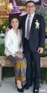 Keluarga Liow-Wenur di kegiatan pemerintahan dan kemasyarakatan