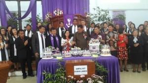 GMIM Efrata Kalasey 1,  Drs Royke H Mewoh DEA, Olly Dondokambey SE