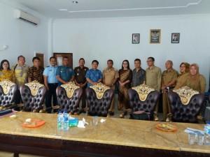 Terkait Investasi, Komisi I DPRD Tomohon Kunker ke Morotai
