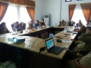 Komisi I DPRD Tomohon Ku nke ke Kabupaten Morotai