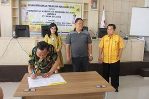 GNNT, GNNT minsel, Bank SulutGo, Gerakan Nasional Non Tunai
