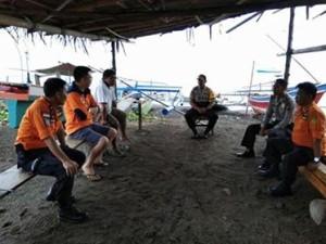 Nelayan Hilang ,  Nelayan Hilang belan, Kepala BPBD Mitra, Ferry Uway