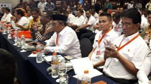 Ronald Kandoli , Tim Terpadu Penanganan Konflik Sosial Tahun 2018