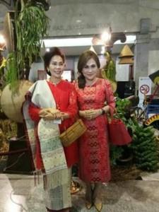 HUT Dekranas,  Dewan Kerajinan Nasional ,  Dekranas Kota Bitung, Khouni Lomban Rawung,