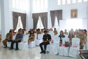 Peserta Forum Perangkat Daerah Setda dan Setwan