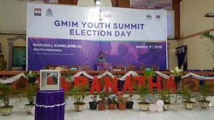 Pemilihan KPSG Periode 2018-2022 , pemuda GMIM ,  Billy Lombok SH ,  Erlan Silangen SE,