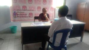 Christoforus Ngantung S. Fils,KPU Minahasa, Pemilu 2019,